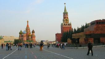 Целых 8 дней не смогут гулять по Красной площади москвичи и гости столицы