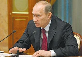 """Путин включил """"ручное управление"""" ценами"""