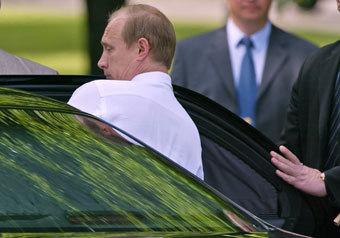 Прокол в работе Владимира Путина. ВИДЕО