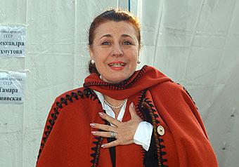 Валентина Толкунова попала в реанимацию