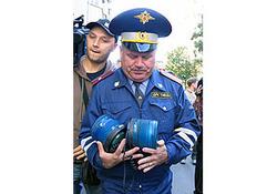 Правительство отняло мигалки у милиционеров в свою пользу