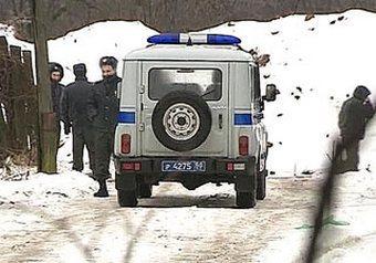 Милиционеры гонялись за бандитами по всему Подмосковью