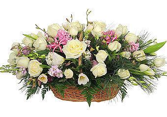 Цветы для бизнес-леди