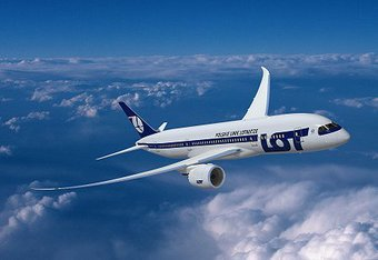 LOT Polish Airlies открывает новый маршрут в Россию