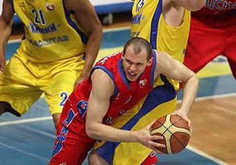 Баскетбольный ЦСКА снова чемпион