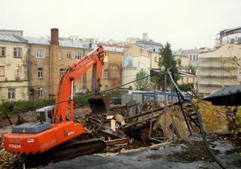 Скандальный снос строений приостановлен: надолго ли?