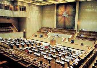 И приняла резолюцию в поддержку территориальной целостности Грузии
