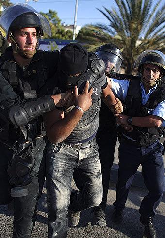 480 участников похода будут допрошены и высланы из Израиля