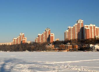 Где в Москве в 2010-м построят жилье