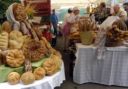 Пекари плетут сети