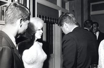 Это единственное совместное фото актрисы и президента
