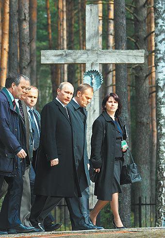Россия рассекретила первые документы о зверстве в Катыни. Продолжение следует?