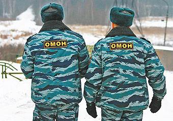 Бунтари-спецназовцы были уволены за грабеж