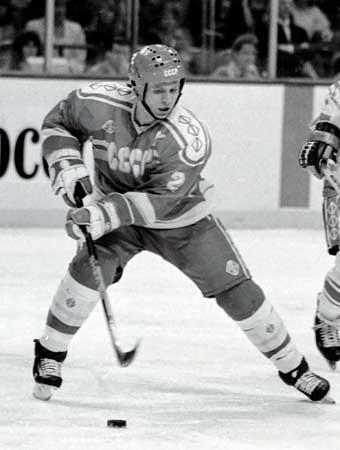 Возвращение Славы российского хоккея