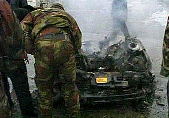 Машину для смертника угнали под Москвой
