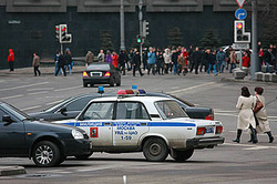 Взрывами Москву  отбросило в прошлое