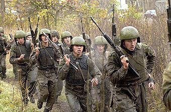 Новые власти Киргизии желают видеть российские войска