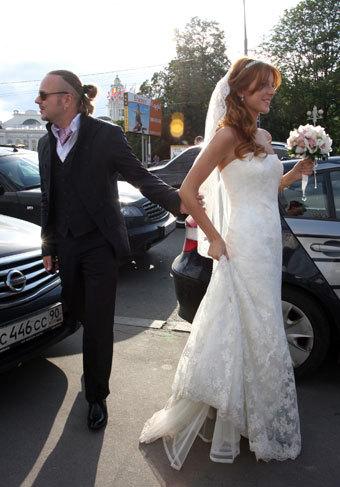 Пресняков-младший женился во второй раз