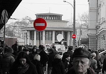 Теракт в московском метро застал российскую власть врасплох