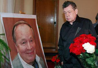 Москва простилась с великим поэтом. ФОТО