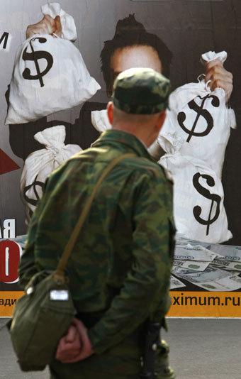 Идея реформы армии: не желающие служить пусть платят выкуп в 1 млн. рублей