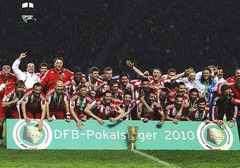 Самый прибыльный футбол — в Германии