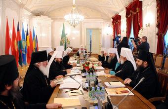 Патриарх предложил создать спецкомиссию повзаимодействию с музеями