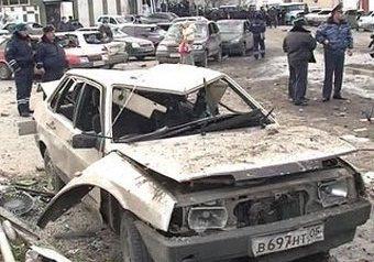 Милиционеры спасли УВД Махачкалы ценой своей жизни