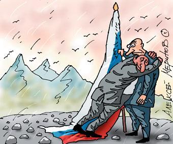 Абхазия обрела независимость от... РФ