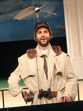 Популярный актер уходит из театра Пушкина