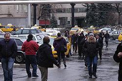 Поддержка такси вМоскве тормозит