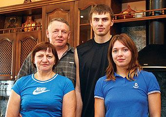 Ярослав Рыбаков: нашел любовь  в интернете