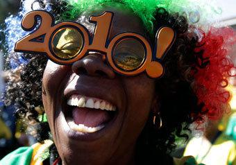Чемпионат мира по футболув ЮАР пройдет под жужжание вувузел