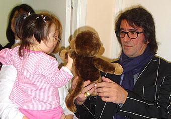 Башмет посетил сочинский Дом ребенка