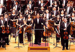 Оркестры с видом на Восток