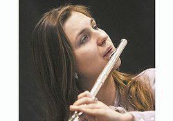 Нежный прикус флейты. ВИДЕО