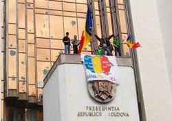 Борьба за власть молдавского разлива. ВИДЕО