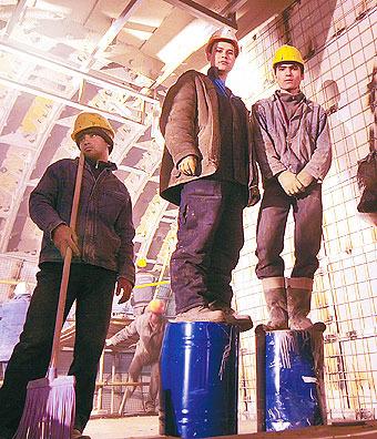 В московской подземке появятся итальянские мозаики и Михайло Васильевич