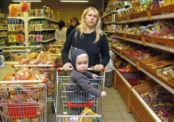 Столичные супермаркеты — самые дешевые в России