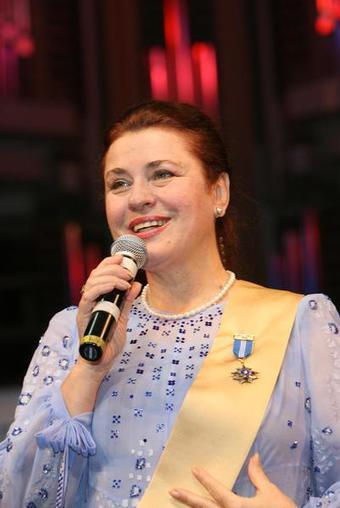 Валентина Толкунова при смерти
