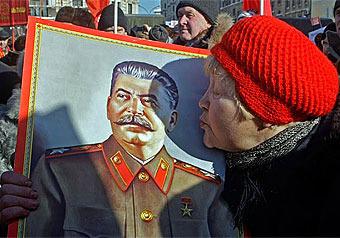 Хватит рассказывать сказки про Сталина