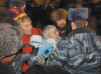 """Правозащитница Людмила Алексеева: """"В этом возрасте люди уже доживают, а не живут. А у меня начался самый счастливый период жизни"""""""
