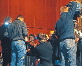 Юрий Башмет мечтает о новом концерте Шнитке
