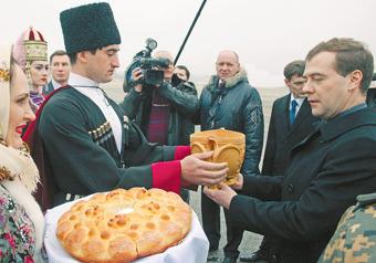 Северному Кавказу назначили лечение
