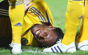 Эпидемия травм в стане участников чемпионата мира