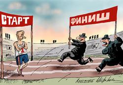 Ручной режим Владимира Путина