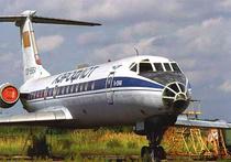 Медведев запретил Ту-134