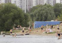 Лучшие пляжи Москвы: где искупаться в столице в жару