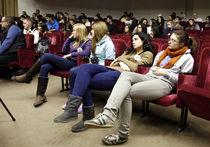 Студенты в ожидании штурма