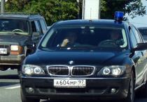 Впервые VIP-водитель может лишиться прав